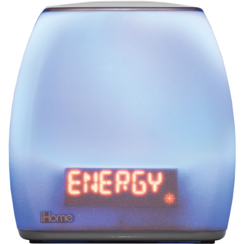 iHome Zenergy Clock Radio