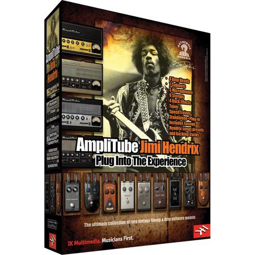 IK Multimedia AmpliTube Jimi Hendrix Anniversary Collection