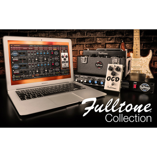 IK Multimedia Amplitude Fulltone Collection Effects Plug-In (Download)