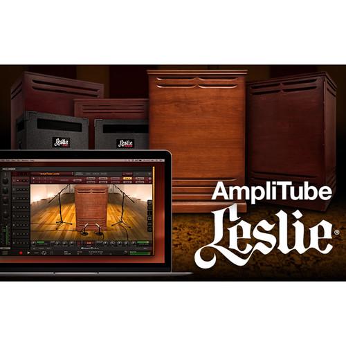 IK Multimedia AmpliTube Leslie - Rotary Speaker Emulation Plug-In (Download)