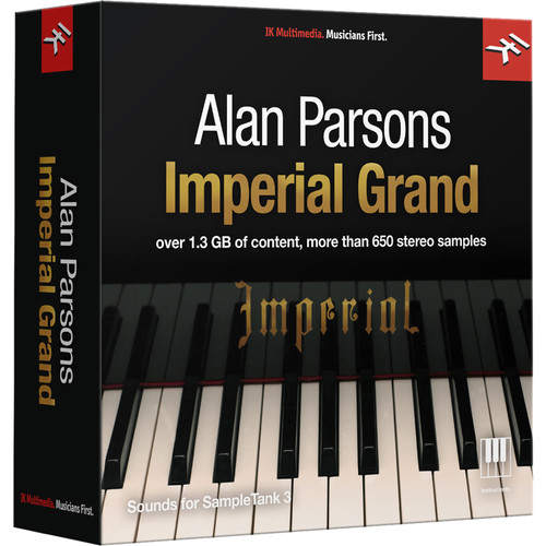 IK Multimedia Alan Parsons Imperial Grand - SampleTank 3 Virtual Instrument (Download)