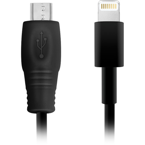 """IK Multimedia Lightning to Micro-USB Cable for Select iRig Devices (59.1"""")"""