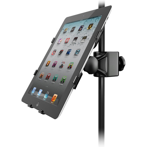 IK Multimedia iKlip 2 Mic Stand Adapter for iPad 2nd, 3rd, 4th Gen & iPad Air