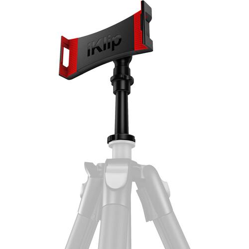 IK Multimedia iKlip 3 Video Universal Camera Stand Tripod Mount for Tablets