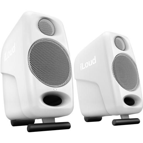 IK Multimedia iLoud Micro Monitors (Pair, Special Edition White)
