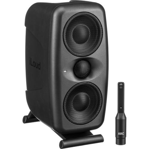IK Multimedia iLoud MTM High Resolution Compact Studio Monitor (Single, Black)