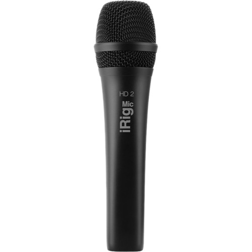 IK Multimedia iRig Mic HD 2 Digital Condenser Microphone