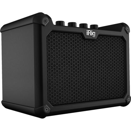 IK Multimedia iRig Micro Amp Combo Modeling Amplifier and USB Interface