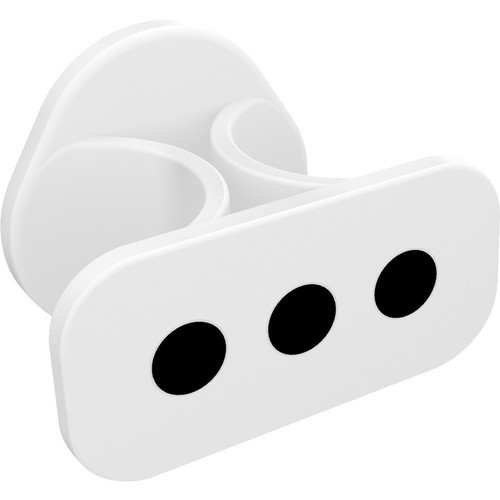 IK Multimedia iRing Motion Controller Effect System for iOS, Mac, and Windows (White)