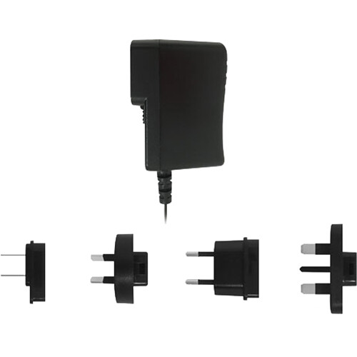IK Multimedia 9 VDC Power Supply for IP-IRIG-PROIO-IN, IP-IRIG-KEYSIO25-IN, & IP-IRIG-KEYSIO49-IN