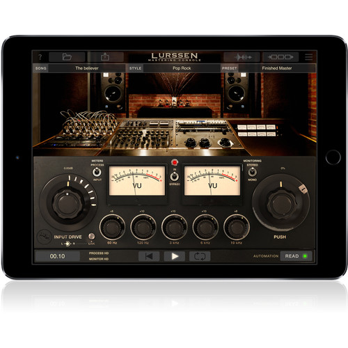IK Multimedia Lurssen Mastering Console - Mastering Software (Download)