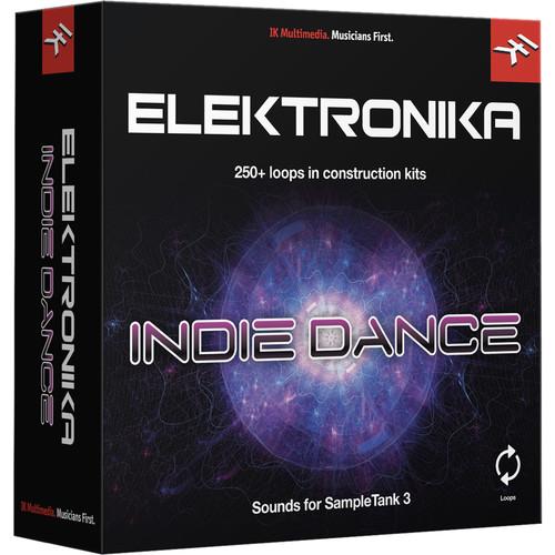 IK Multimedia Indie Dance - SampleTank 3 Sound Library (Download)
