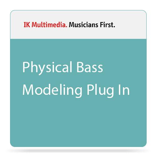 IK Multimedia MODO BASS - Electric Bass Virtual Instrument (Crossgrade, Download)