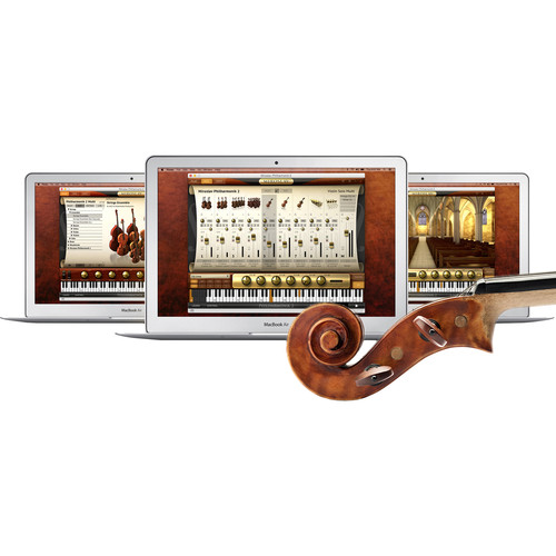 IK Multimedia Miroslav Philharmonik 2 - Virtual Instrument Collection (Full Version, Download)