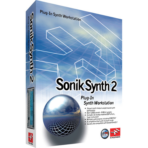 IK Multimedia Sonic Synth 2