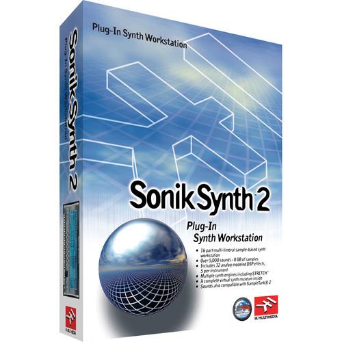 IK Multimedia Sonic Synth 2