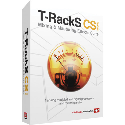 IK Multimedia T-RackS CS Classic (Digital Download)