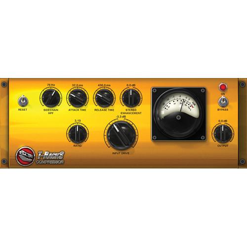 IK Multimedia Classic T-RackS Compressor Software (Download)