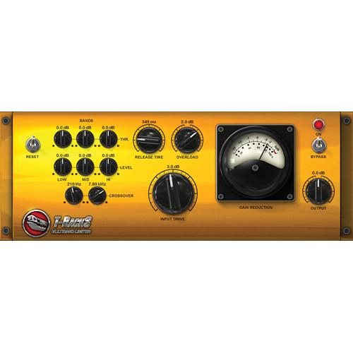 IK Multimedia Classic T-RackS Multi-Band Limiter Software (Download)