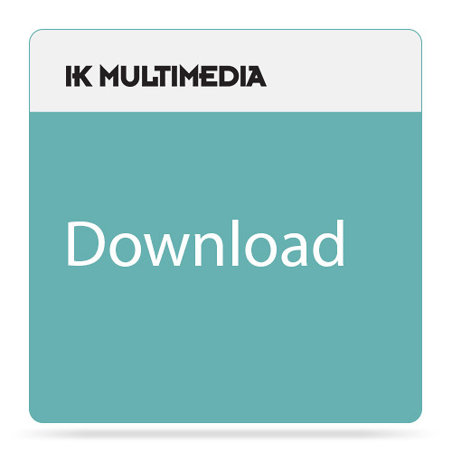 IK Multimedia T-RackS Mic Room - Microphone Emulation Software (Download)