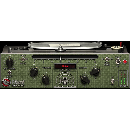 IK Multimedia Tape Echo - Vintage Tape Delay (Download)