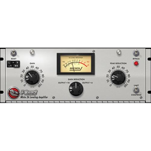 IK Multimedia White 2A Leveling Amplifier (Download)