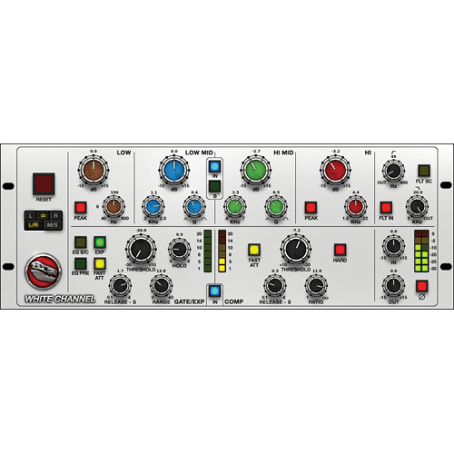 IK Multimedia T-Racks Single - White Channel (Download)