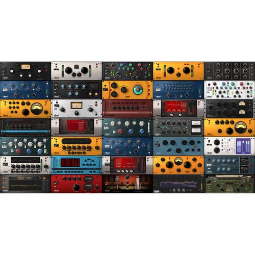 IK Multimedia T-RackS 5 MAX Mixing and Mastering Workstation (Full Version, Download)