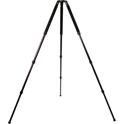 ikan E-Image 771-CT Four Section Extra Tall Carbon Fiber Tripod