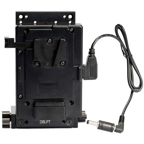 ikan Quick Release Pro-Battery Kit for Blackmagic Cinema Camera (V-Mount)