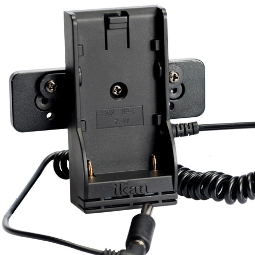 ikan Sony BP-U-Series Battery Top-Mount for Blackmagic Cinema Camera