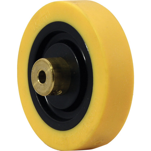 ikan ELE-FFF-W Rubberized Wheel