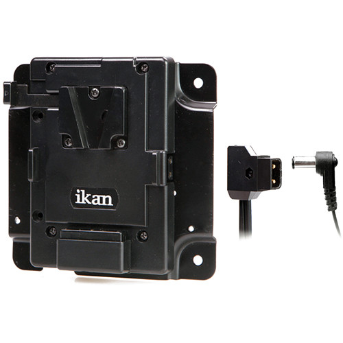 ikan PBK-S-C Pro Battery Adapter Kit with Coax P-Tap