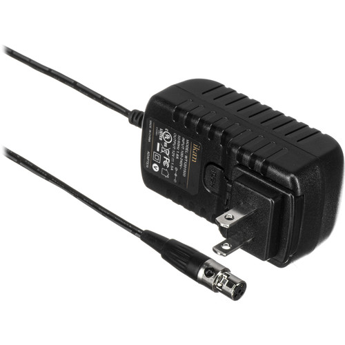 ikan AC Adapter with Mini-XLR Connector (12V, 1.5A)