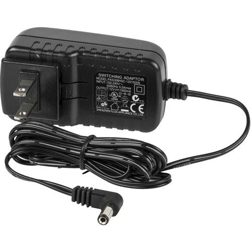 ikan 12V 1.5A AC/DC Adapter (US)
