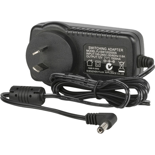 ikan 12V AC Adapter with Type 1 Australian Plug (1.5A)