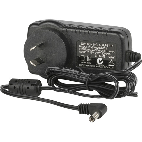 ikan 12V AC Adapter with Type 1 Australian Plug (2A)