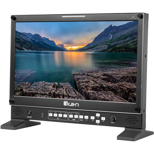 "ikan Atlas 17"" Quad View 3G-SDI Monitor"