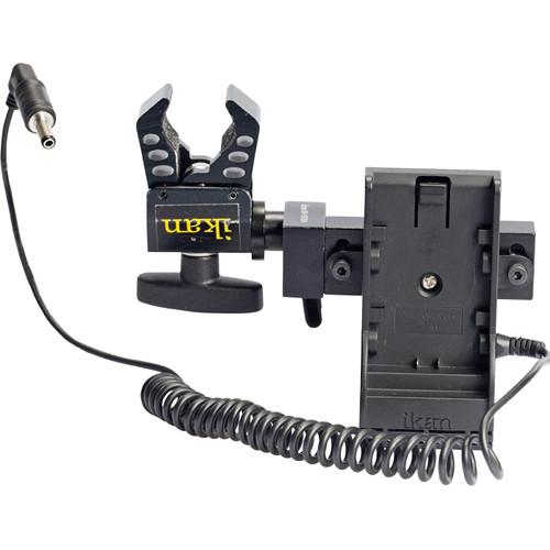 ikan BMC-PWR-PN-E6 Blackmagic Clamp Solution for Canon E6 DV Battery