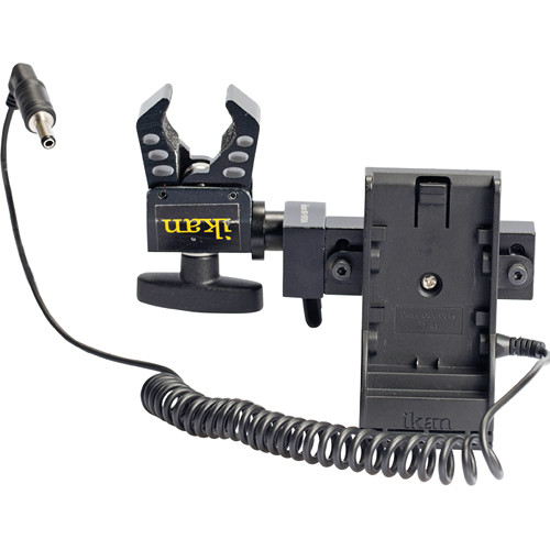 ikan BMC-PWR-PN-E6 Blackmagic Clamp Solution for Canon E6 DV Battery