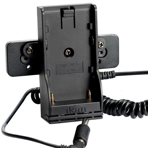 ikan Canon LP-E6 Type Battery Top-Mount for Blackmagic Cinema Camera