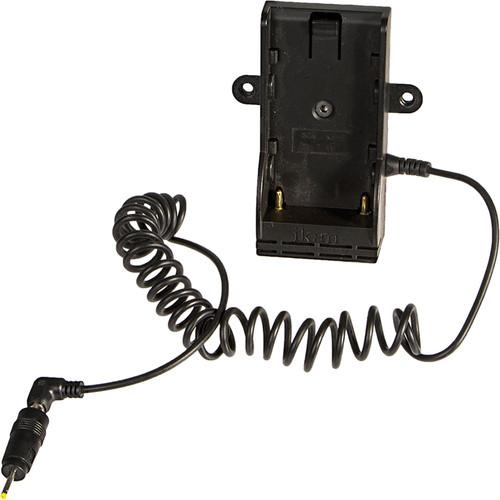 ikan Belt Clip DV Power Kit for Blackmagic Pocket Cinema Camera (Canon LP-E6 Type Battery Plate)
