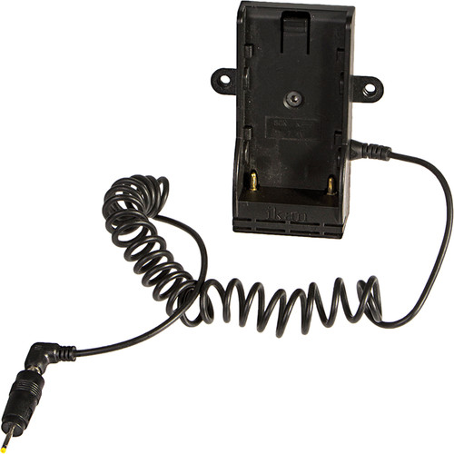 ikan Belt Clip DV Power Kit for Blackmagic Pocket Cinema Camera (Sony L Type Battery Plate)
