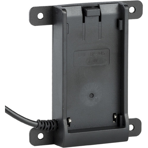 ikan Canon BP-900 Series Battey Plate with Coax Connector for VL7e Monitor