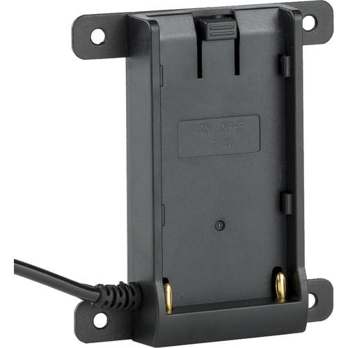 ikan Sony L-Series Battey Plate with Coax Connector for VL7e Monitor