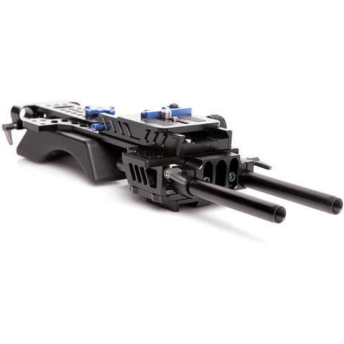 Tilta 15mm Quick Release Baseplate for Sony VCT-U14 Tripod Adapter