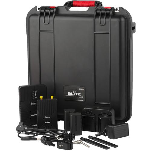 ikan BZ400 Pro Wireless Uncompressed Zero Delay HD Video System