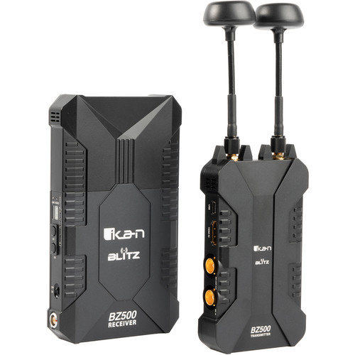 ikan Blitz 500 Wireless HDMI/3G-SDI Transmission System