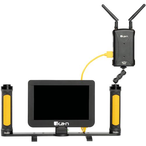 ikan Blitz Lite 300 With Monitor And Handle Kit