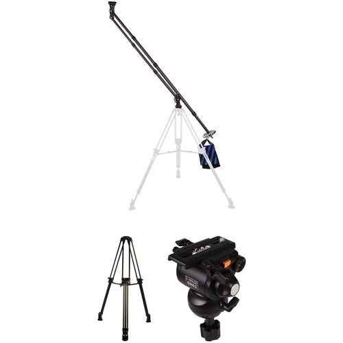 ikan Carbon Fiber Mini-Jib and Tripod Kit